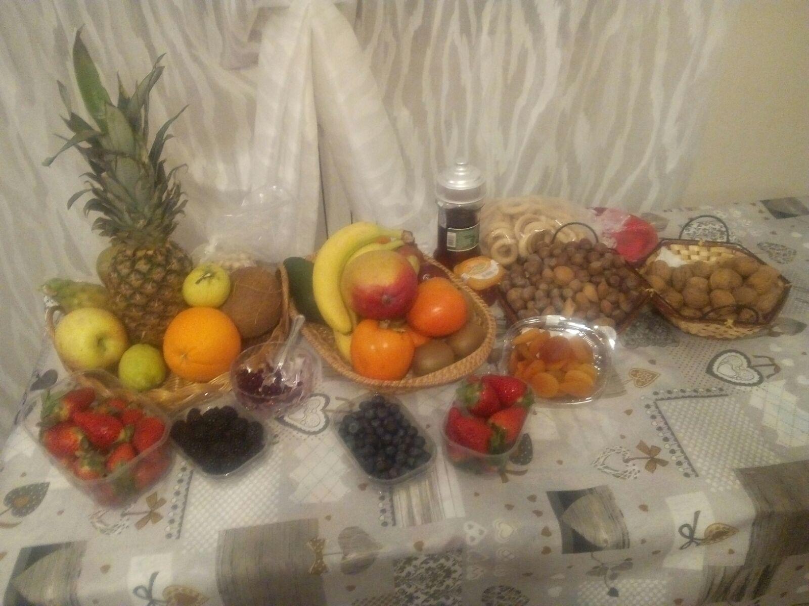 Tu Bishvat 5778 (31 gennaio 2018)