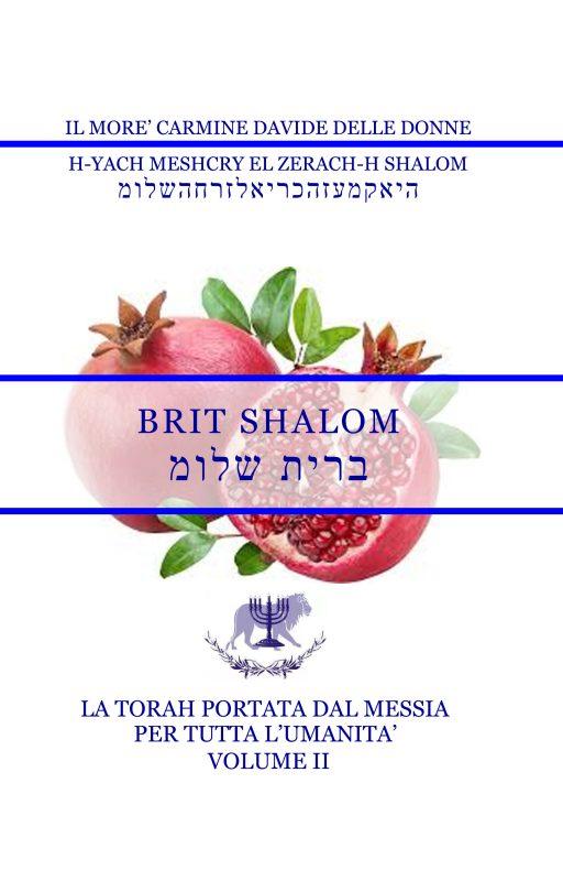 La Torah del Messia – Volume II – Brit Shalom