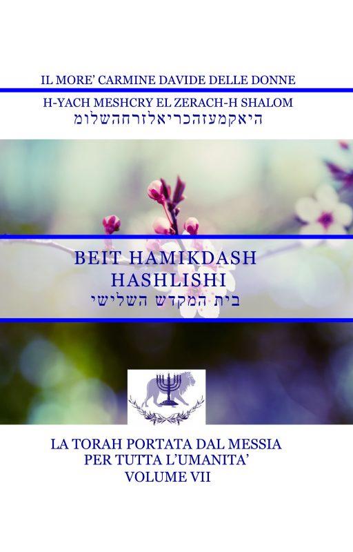 La Torah del Messia – Volume VII – Beit haMikdash haShlishi – Il Terzo Tempio