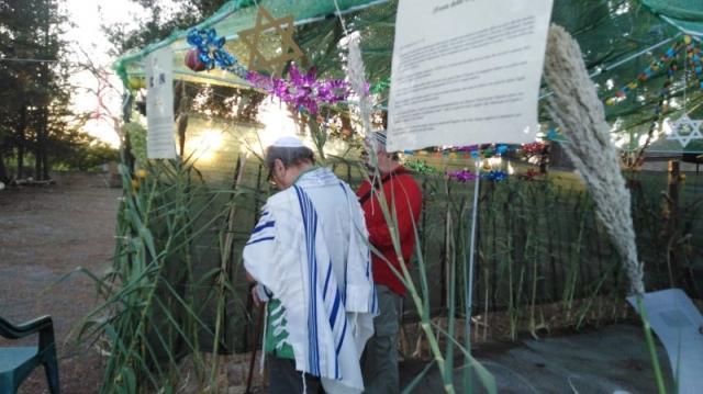 Sukkot 5780 nella Casa di Avraham